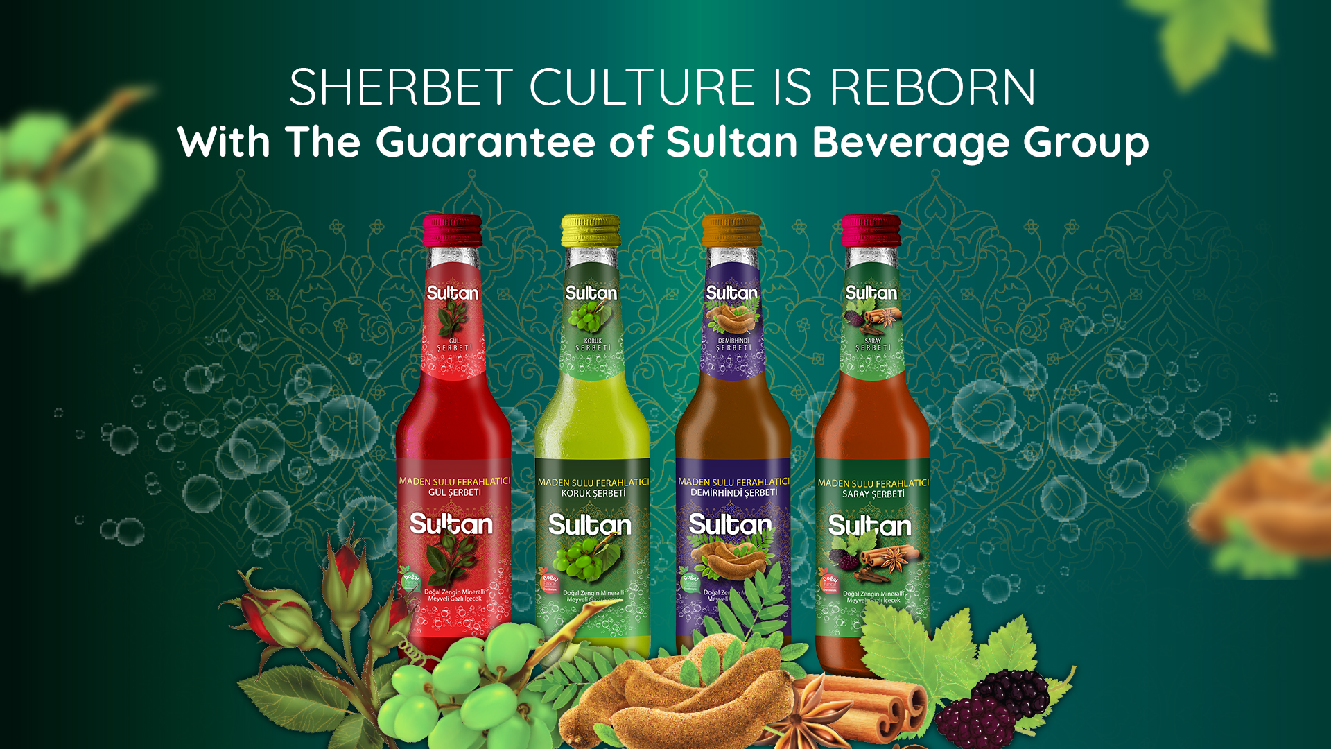 Sherbet Culture Is Reborn With The Assurance Of Sultan Beverage Group